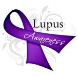 Lupus Awareness Ribbon Shirts and Gifts