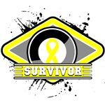 Sarcoma Cancer Survivor Shirts and Gifts