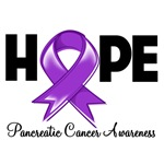 Hope Pancreatic Cancer Shirts and Gifts