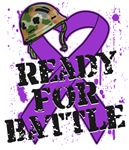 Ready For Battle Pancreatic Cancer Shirts