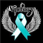 Victory Wings Cervical Cancer Shirts