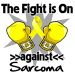 Fight is on Sarcoma Shirts