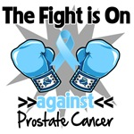 Fight is On Prostate Cancer Shirts