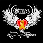 Cure Appendix Cancer Shirts