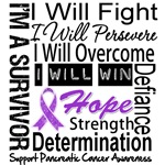 Pancreatic Cancer Persevere Shirts