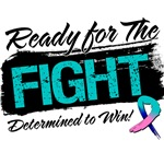 Ready For The Fight Thyroid Cancer Shirts