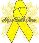 Testicular Cancer Flourish Shirts and Gifts