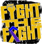 Fight The Fight Bladder Cancer Shirts