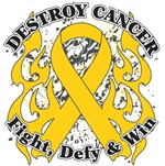 Destroy Neuroblastoma Cancer Shirts and Gear