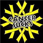 Sarcoma Cancer Sucks Shirts and Gear