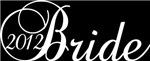 Bride 2012 White