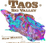 Taos Ski Valley T-Shirts Style 2