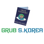Grub South Korea™ Bold Design