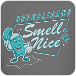 Republicans Smell Nice