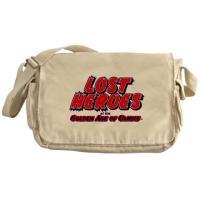Lost Heroes LogoWear