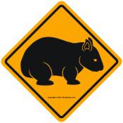 Wombat Sign II