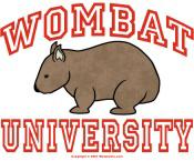 Wombat University III