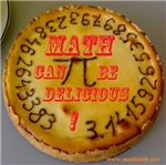 Mathlady-Math Can Be Delicious