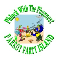 Parrot Party Island 3