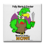 Polly Wants A Cracker
