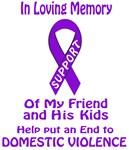 In memory/Friend & HIS kids