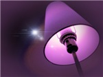 Ultra Violet Cat Forsley Designs