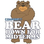 Bear Down For Midterms