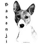 Basenji Charcoal