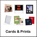 Cards, Prints, & Office Goods