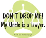 My Uncle is a lawyer.