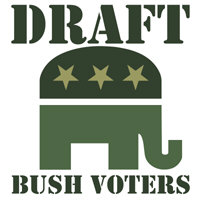 DRAFT BUSH VOTERS