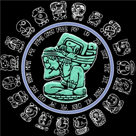 Mayan Calendar T-Shirts/Hoodies