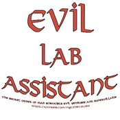 Evil Lab Assistant Mad Scientist T-shirts & Gifts