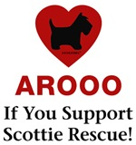 AROOO If You Support Scottie Rescue!