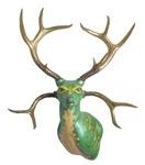 Trophy Head (Green4Horns)