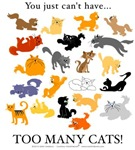 Too Many Cats! Collection