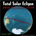 2012 Total Solar Eclipse - 1