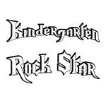 Kindergarten Rock Star