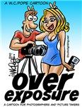 Over Exposure Cartoon