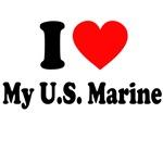I Love My U.S. Marine