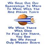 Mars Probe Limerick