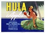 'Hula Apples'