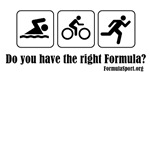 The Triathlon Sportsmen Formula