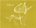 Weeds Note Cards