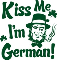 Kiss Me, I'm German!