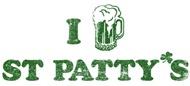 I Love St Patty's