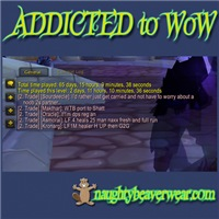 Addicted To WoW!!