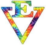 EB Triangle (Tie Dye)