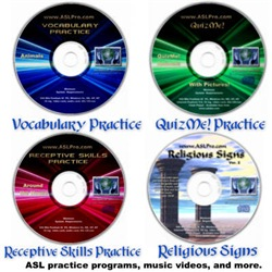 Practice Programs - Just the CD