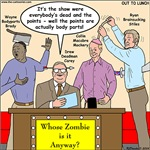 Zombie Game Shows